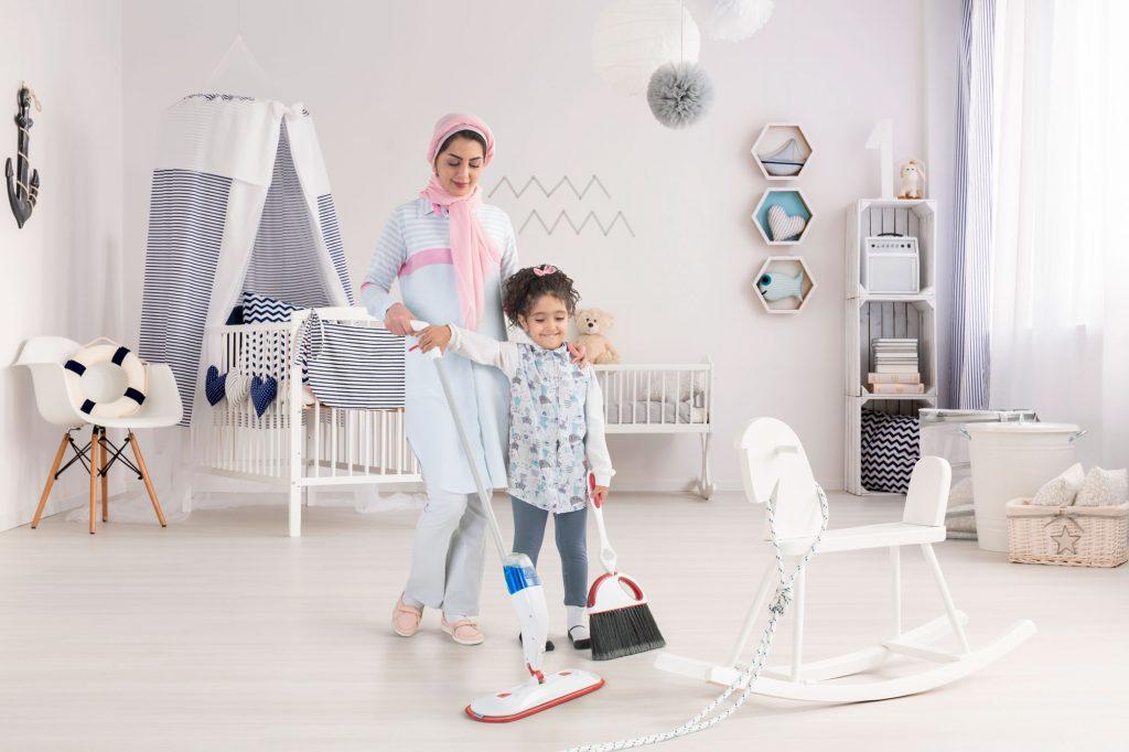 فرزندان و آشفتگی خانه