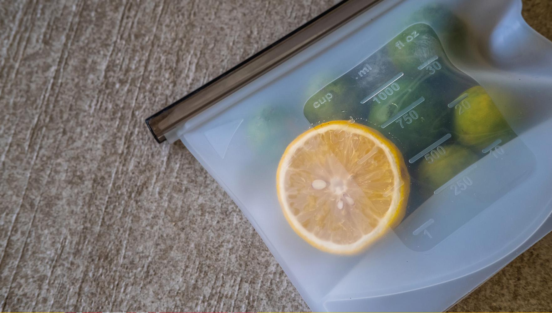 چگونه کیسه های پلاستیکی چندبار مصرف را تمیز کنیم