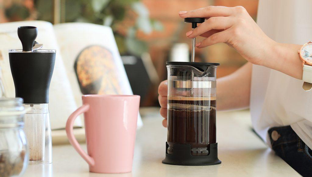 قهوه ساز فرانسوی و نظافت آن!