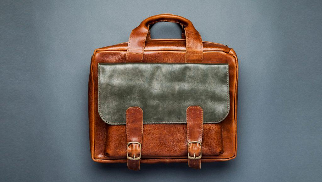 مراقبت و نظافت کیف چرمی