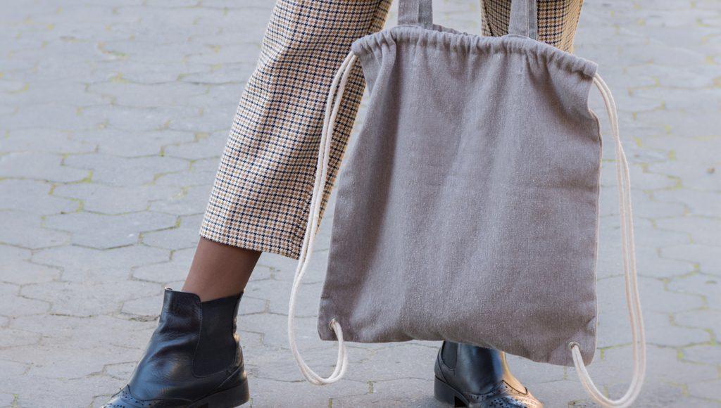 چگونه کیف های پارچه ای را نظافت و مراقبت کنیم!