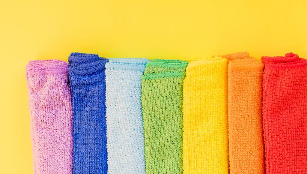 شستشو و مراقبت از دستمال های میکروفایبر