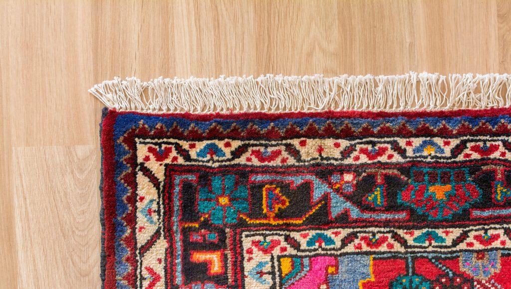 چرا لبه های فرش کدر و کثیف می شود؟