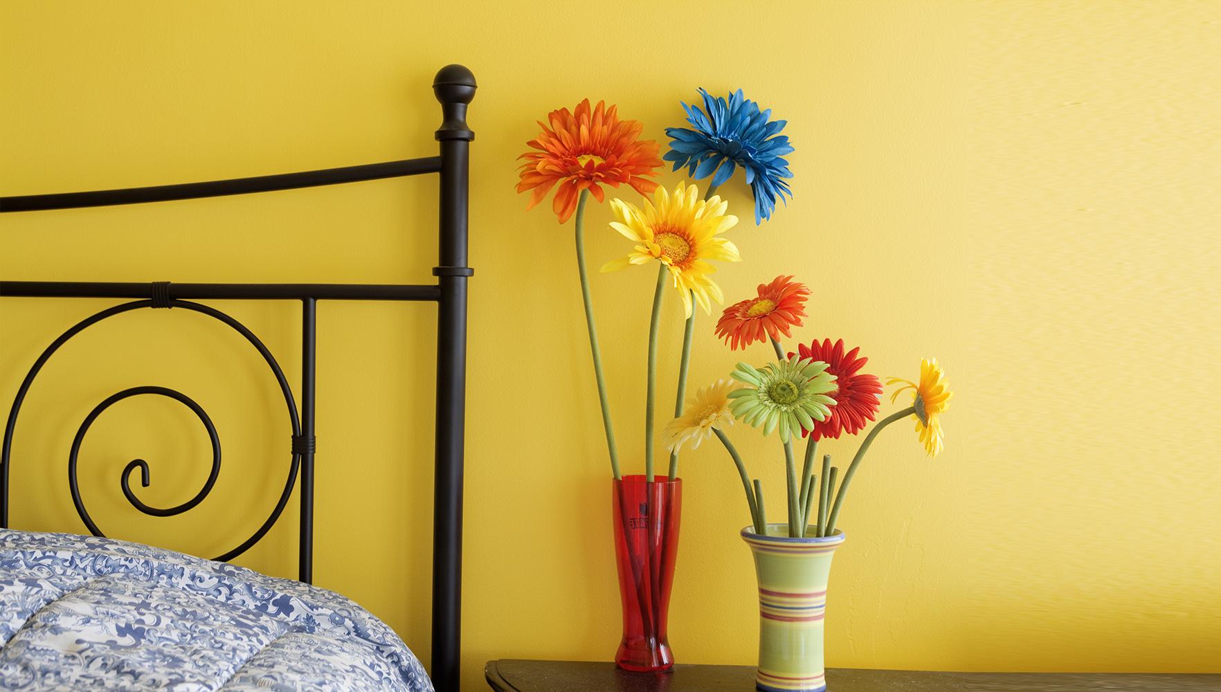 از تاثیر رنگ ها در فضای زندگی چه می دانید؟(2)